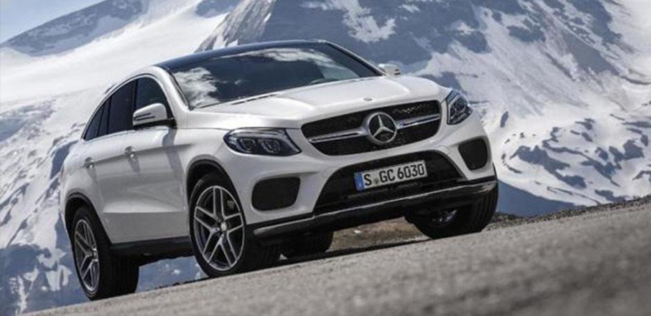 Luxury car rental in italy mercedes qle