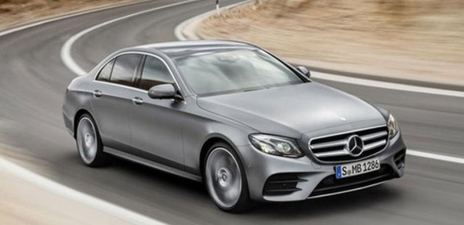 Luxury car rental in italy mercedes