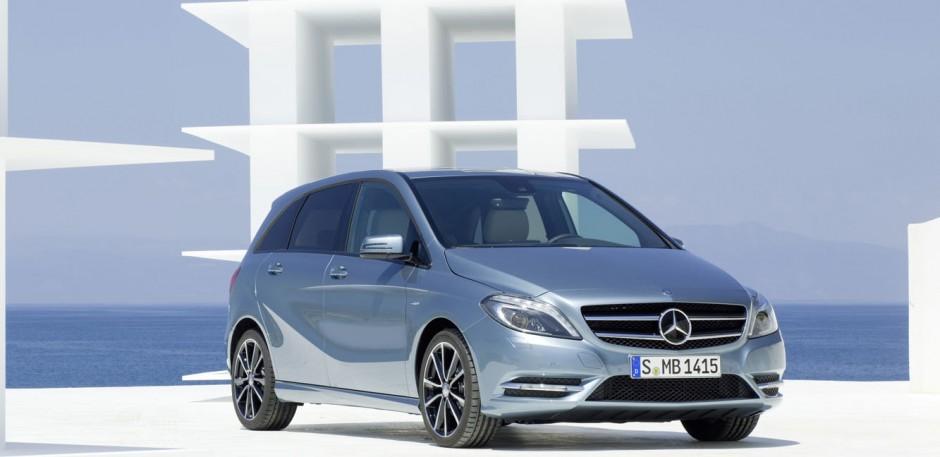 Mercedes Classe B 180 Premium Cdi