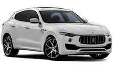 Luxury car rental giannix italy milan forte dei marmi suv