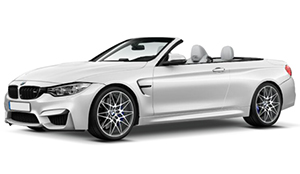 Luxury car rental in italy BMW M4 Sport Cabrio