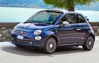 Fiat 500 1.2 Lounge Cabrio