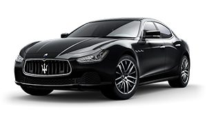 Luxury car rental in italy Maserati Ghibli 3.0 D