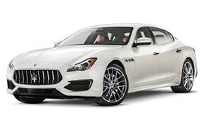 Luxury car rental in italy Maserati Quattroporte 3.0 D