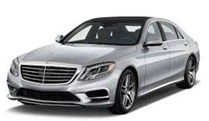Luxury car rental in italy Mercedes Classe S 350 W222