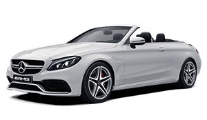 Luxury car rental in italy Mercedes Classe S Cabrio