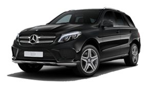 Luxury car rental in italy Mercedes GLE 250 D