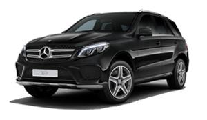 Luxury car rental in italy Mercedes GLE 250 D