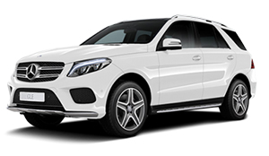 Luxury car rental in italy Mercedes GLS 350d 7 seats