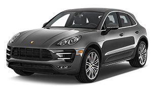 Luxury car rental in italy Porsche Macan S 3.0 D