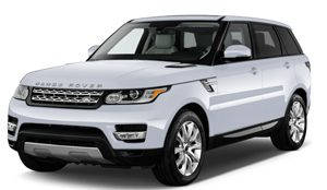 Luxury car rental in italy Range Rover Hse Sport Tdi V6