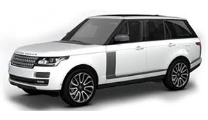 Luxury car rental in italy Range Rover Vogue 3.0 D
