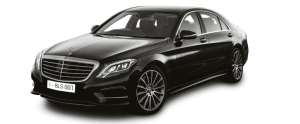 Luxury car rental in italy mercedes class S