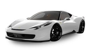 Luxury car rental in italy ferrari 458 italia