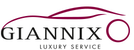 Luxury car rental giannix italy milan forte dei marmi LOGO