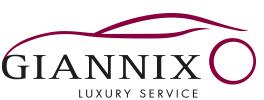 Luxury car rental giannix italy milan forte dei marmi LOGO