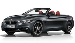 luxury car rental in italy Bmw Series 420 Sport Cabrio