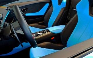 Luxury car rental in italy
