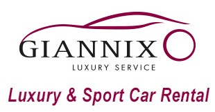 Luxury car rental in Italy Logo