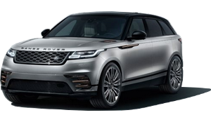 Luxury car rental in italy range rover velar