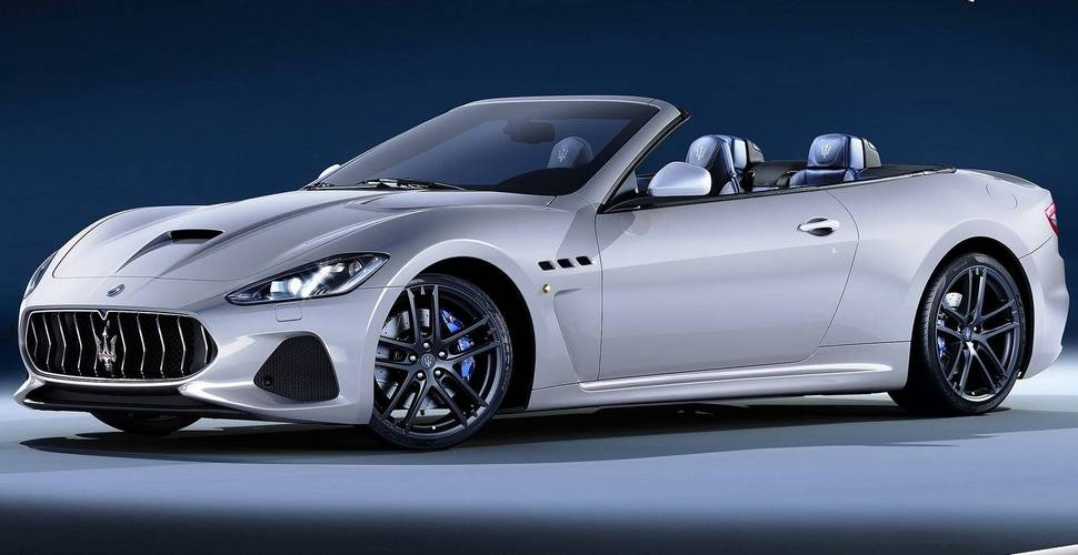 luxury car rental in italy maserati gran cabrio sport