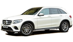 luxury car rental in italy mercedes 220 glc cdi icon