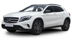 luxury car rental in italy mercedes GLA 220 CDI