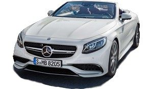 luxury car rental in italy mercedes classe S 63 amg