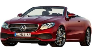 luxury car rental in italy mercedes classe e cabrio my 218 icon
