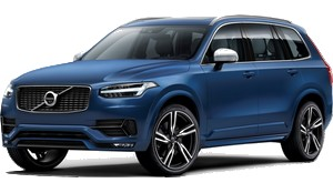 luxury car rental in italy volvo xc 90 icon