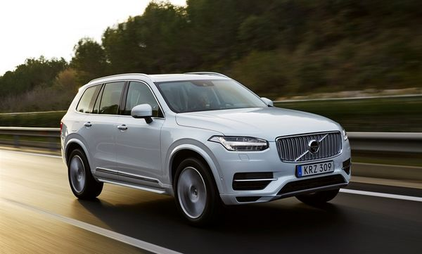 luxury car rental in italy volvo xc 90