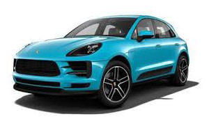 Luxury car rental in italy PORSCHE MACAN 2.0