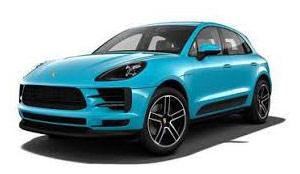 Luxury car rental in italy PORSCHE MACAN 2.0