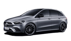 Luxury car rental in italy MERCEDES CLASSE B 2019