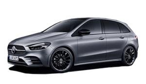 Luxury car rental in italy MERCEDES CLASSE B 2019