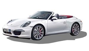 Luxury car rental in italy PORSCHE 911 CARRERA 45 CABRIO