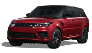 Luxury car rental in italy RANGE ROVER SPORT