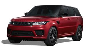 Luxury car rental in italy RANGE ROVER SPORT